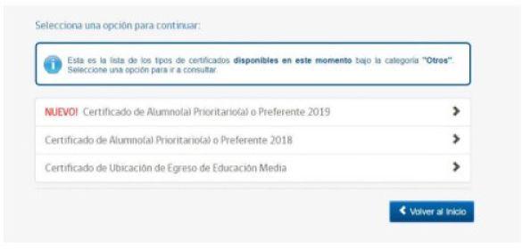 alumno prioritario certificado