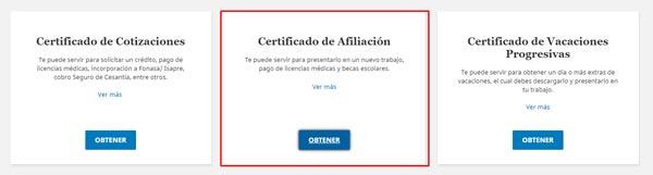 certificado afiliación afp provida