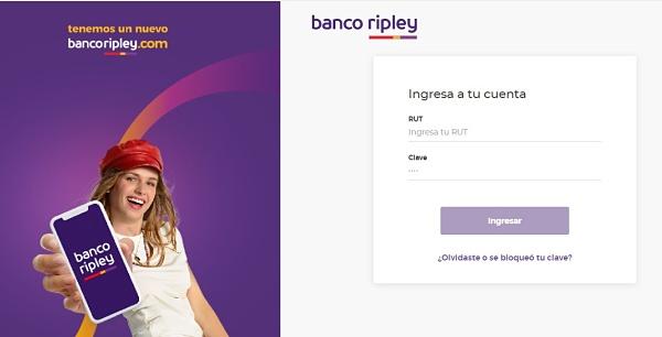 ripley pago tarjeta en linea