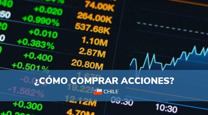 cómo comprar acciones en Chile
