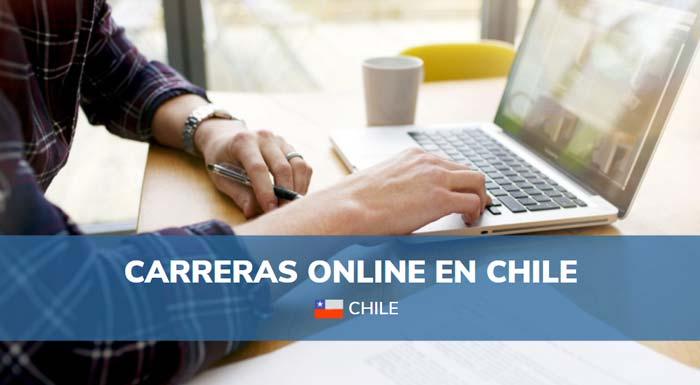 carreras online en chile