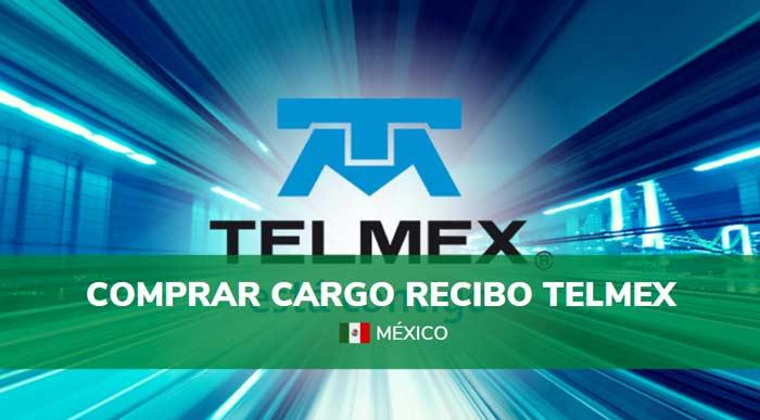 comprar con cargo recibo telmex