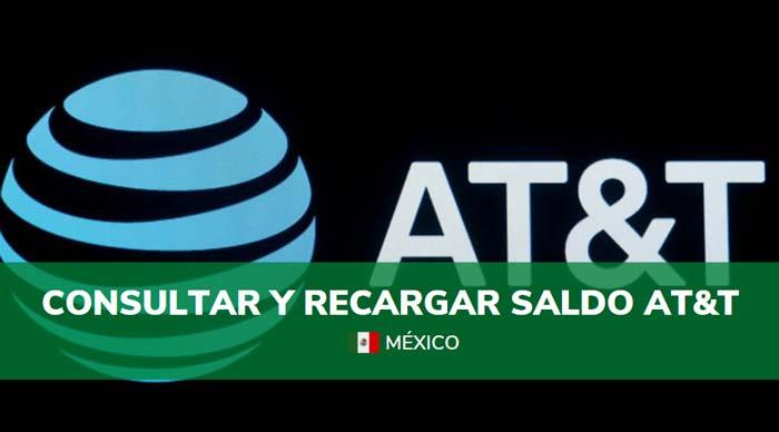 consultar y recargar saldo AT&T