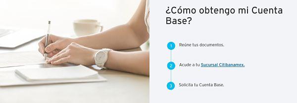 cuenta base banamex