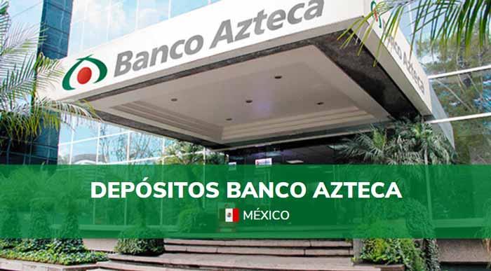 depósitos banco azteca