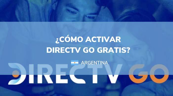 como activar directv go gratis