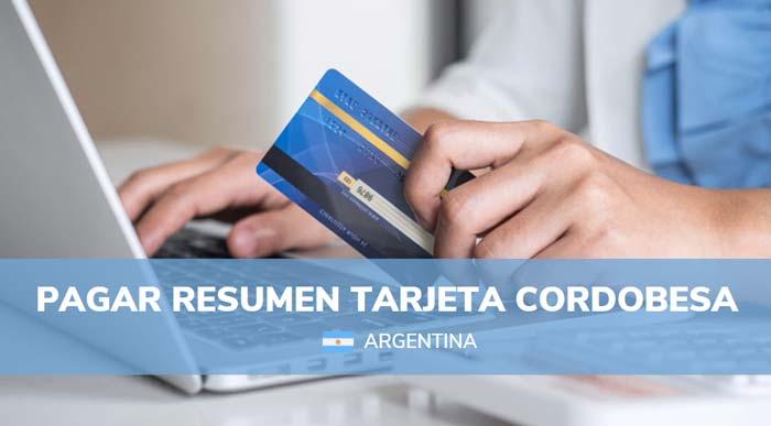 pagar resumen tarjeta cordobesa